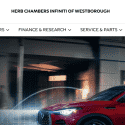 Herb Chambers Infiniti of Westborough reviews and complaints