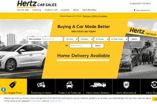 Hertz Car Sales reviews and complaints