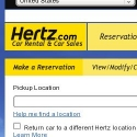 Hertz reviews and complaints