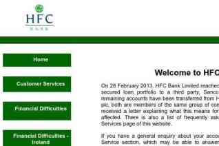 HFC Bank reviews and complaints