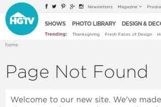 HGTV reviews and complaints