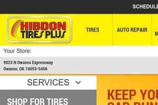 Hibdon Tires Plus reviews and complaints