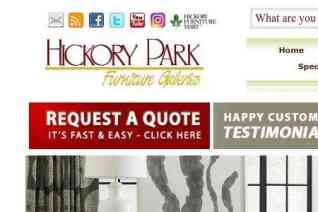 Hickory Park Furniture Galleries reviews and complaints