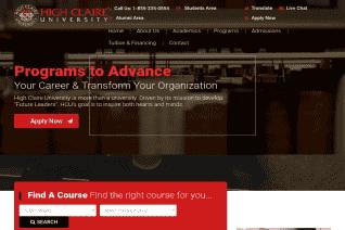 High Claire University reviews and complaints