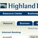 Highlands bank