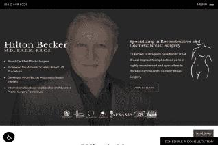 Hilton Becker MD reviews and complaints