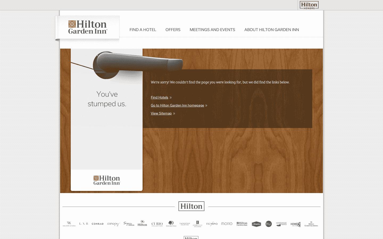 Hilton Garden Inn reviews and complaints
