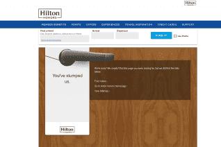 Hilton HHonors reviews and complaints