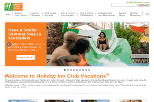 Holiday Inn Club Vacations reviews and complaints