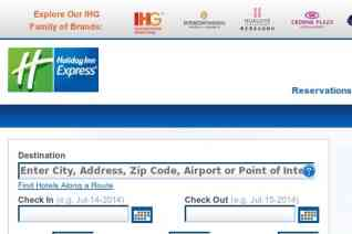 Holiday Inn Express Hotels reviews and complaints