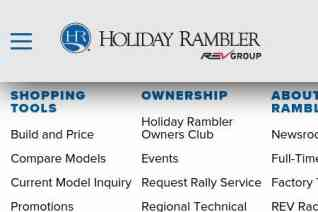 Holiday Rambler reviews and complaints