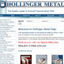 Hollinger Metal Edge