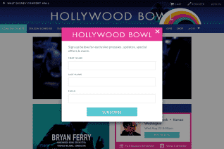 Hollywood Bowl reviews and complaints
