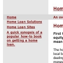 Home Loan Solutions reviews and complaints