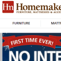 Homemakers Furniture reviews and complaints
