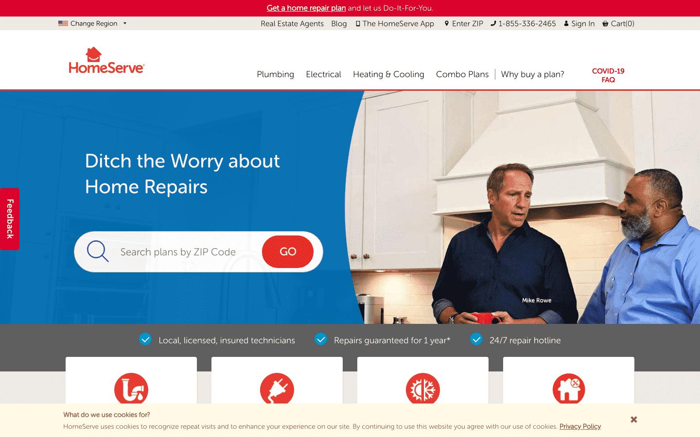HomeServe Usa reviews and complaints