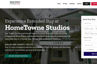 HomeTowne Studios by Red Roof reviews and complaints