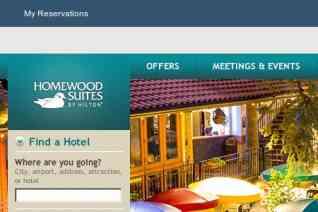 Homewood Suites By Hilton reviews and complaints