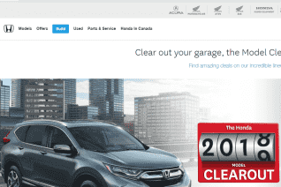Honda Canada reviews and complaints