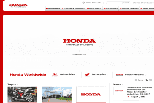 Honda Motor reviews and complaints