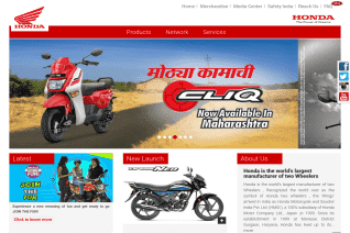 Honda Motorcycle And Scooter India reviews and complaints