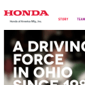 Honda Of America Manufacturing