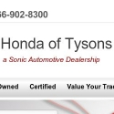 Honda of tysons corner