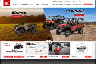 Honda Powersports reviews and complaints