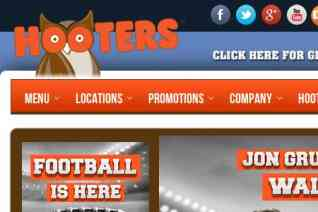 Hooters reviews and complaints