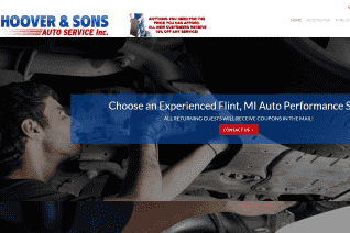 Hoover and Sons Auto Repair Of Michigan reviews and complaints