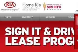 Horne Kia reviews and complaints