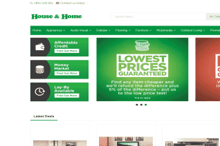 House And Home South Africa reviews and complaints