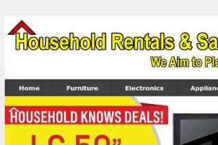Household Rentals and Sales reviews and complaints