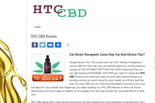 HTC CBD reviews and complaints