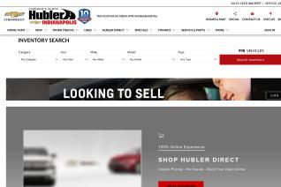 Hubler Chevrolet reviews and complaints