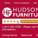 Hudsons Furniture reviews and complaints