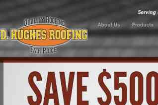 Hughes Roofing reviews and complaints
