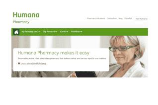 Humana Pharmacy reviews and complaints