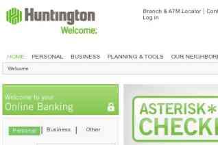 Huntington Bank reviews and complaints