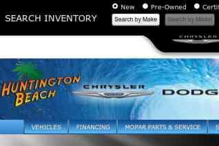 Huntington Beach Chrysler Jeep reviews and complaints