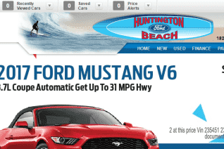 Huntington Beach Ford reviews and complaints