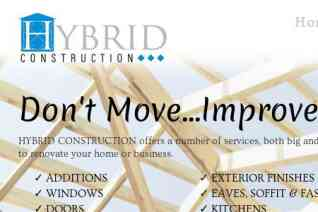 Hybrid Construction reviews and complaints