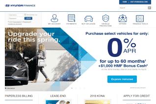 Hyundai Motor Finance reviews and complaints