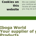 Iboga World reviews and complaints