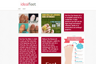 Ideal Feet reviews and complaints