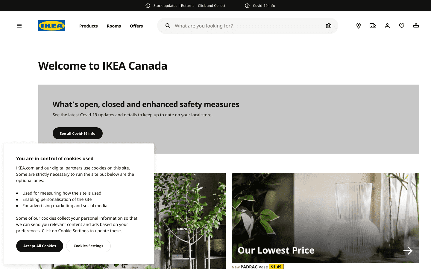 IKEA Canada reviews and complaints