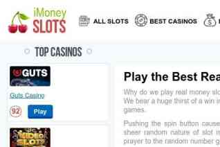 Imoneyslots reviews and complaints