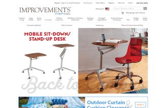 Improvements Catalog reviews and complaints