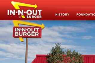 In N Out Burger reviews and complaints