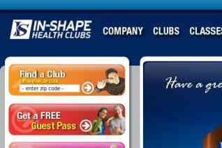 In Shape Clubs reviews and complaints